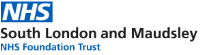 South London and Maudsley NHS Foundation Trust (SLAM)  logo