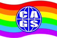 Croydon Area Gay Society (CAGS) logo